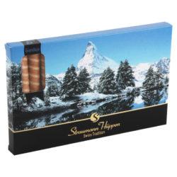 Straumann Hüppen Schachtel Swiss 110g Matterhorn