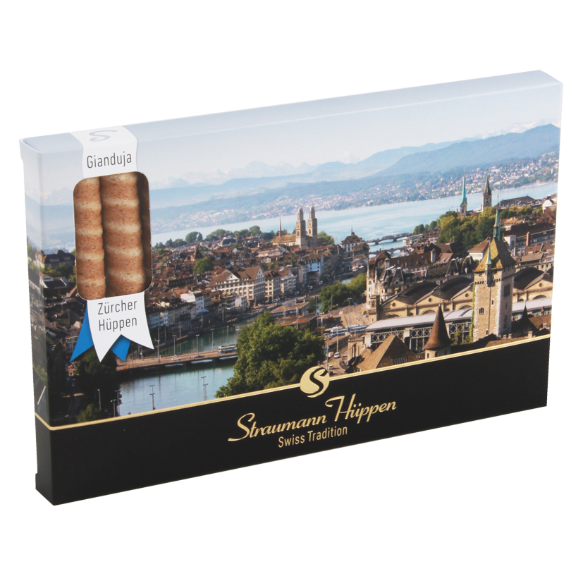 Straumann Hüppen Schachtel Zürich 110g